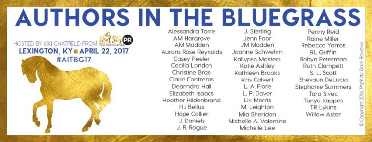 Authors in The Bluegrass_Announcements May Horse