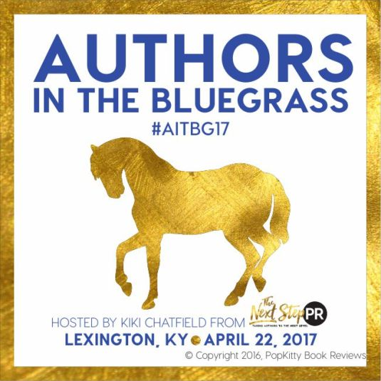 Authors in The Bluegrass_GOLD PROMO