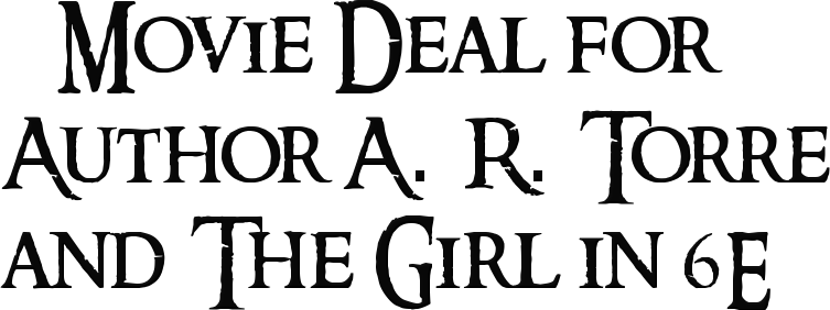 OMG Movie Deal for The Girl in 6E!!!