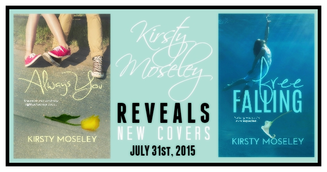 Cover Reveal NEW COVERS