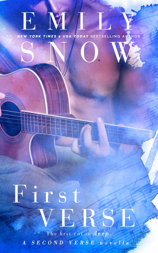 FIRST VERSE EMILY SNOW AMAZON KINDLE EBOOK COVER