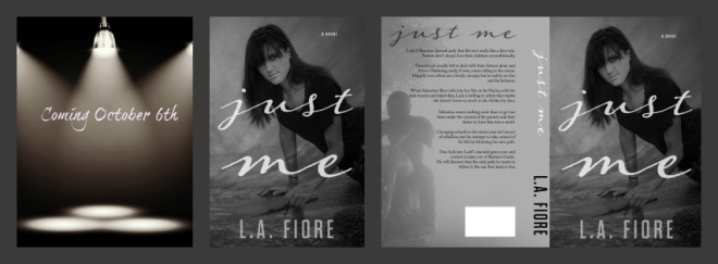 Just Me Cover Banner