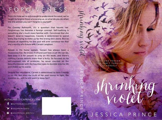 Shrinking Violet full wrap