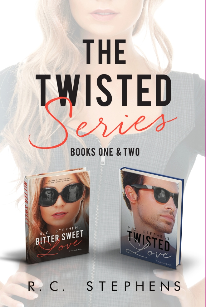 TwistedSeries Amazon