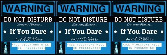 If You Dare Banner