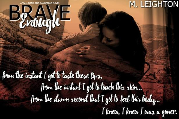Brave Enough Teaser 3.23
