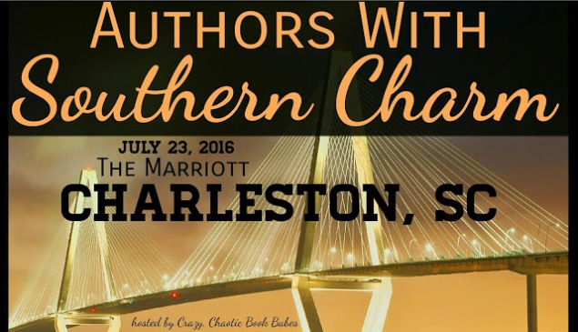 Author of Southern Charm Book Event