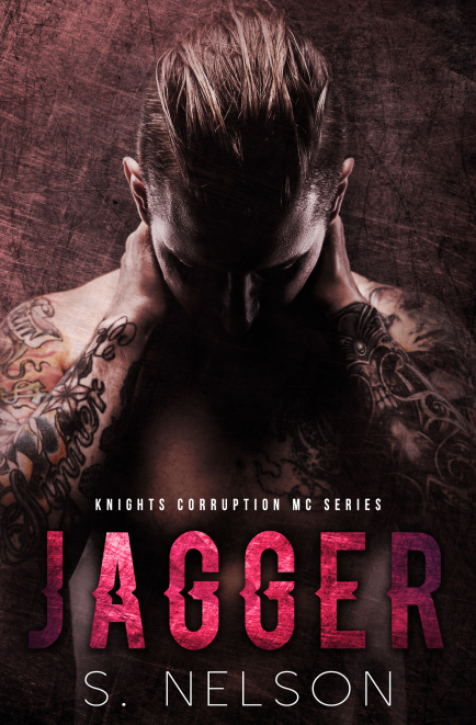 Jagger - eBook cover
