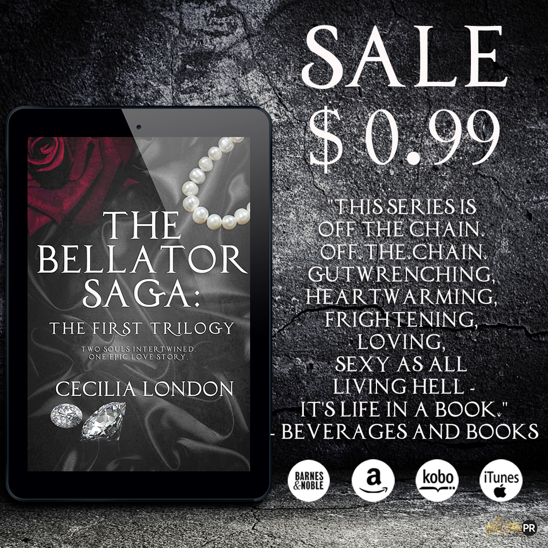 Bellator Saga Sale Graphic IG