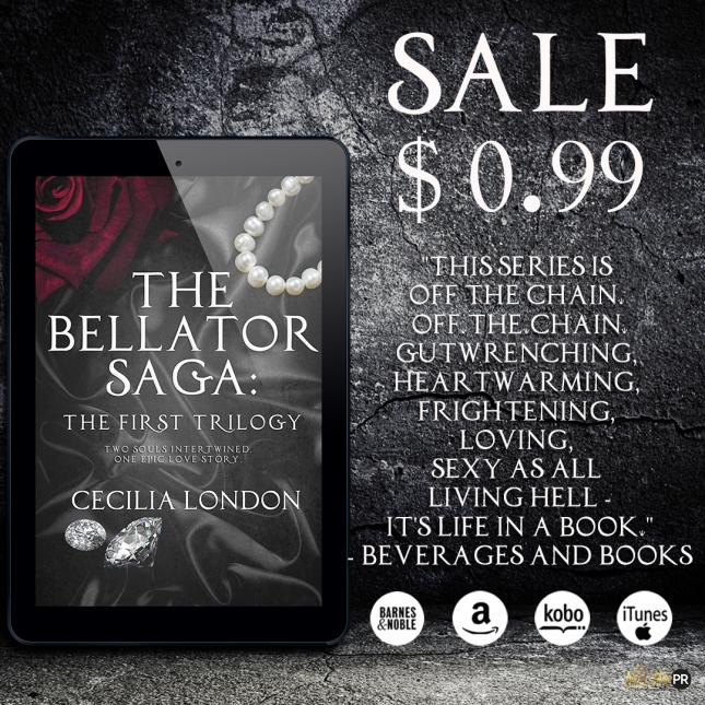 Bellator Saga Sale Graphic IG