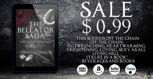 Bellator Saga Sale Graphic