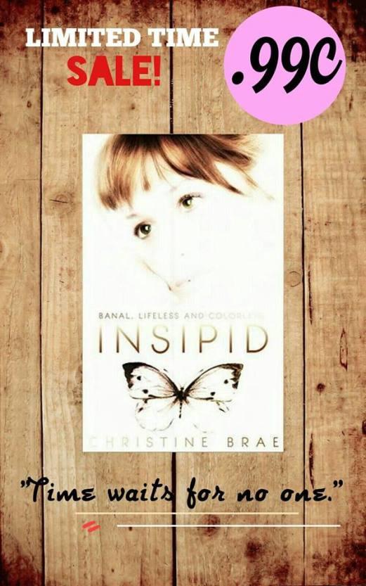 Christine Brae Sale Graphic