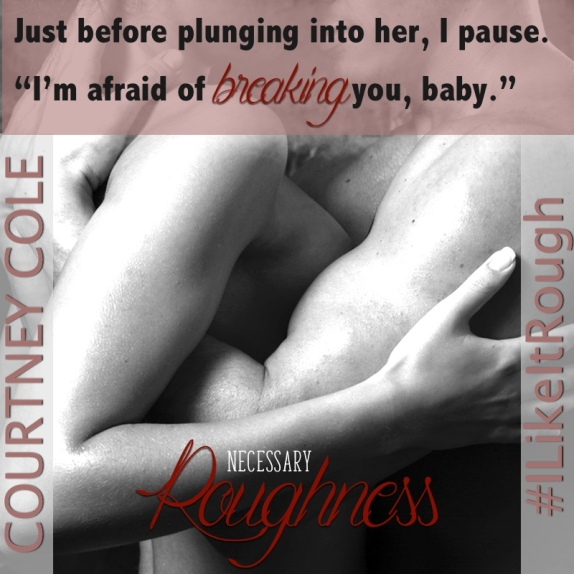NECESSARY ROUGHNESS- BREAK TEASER