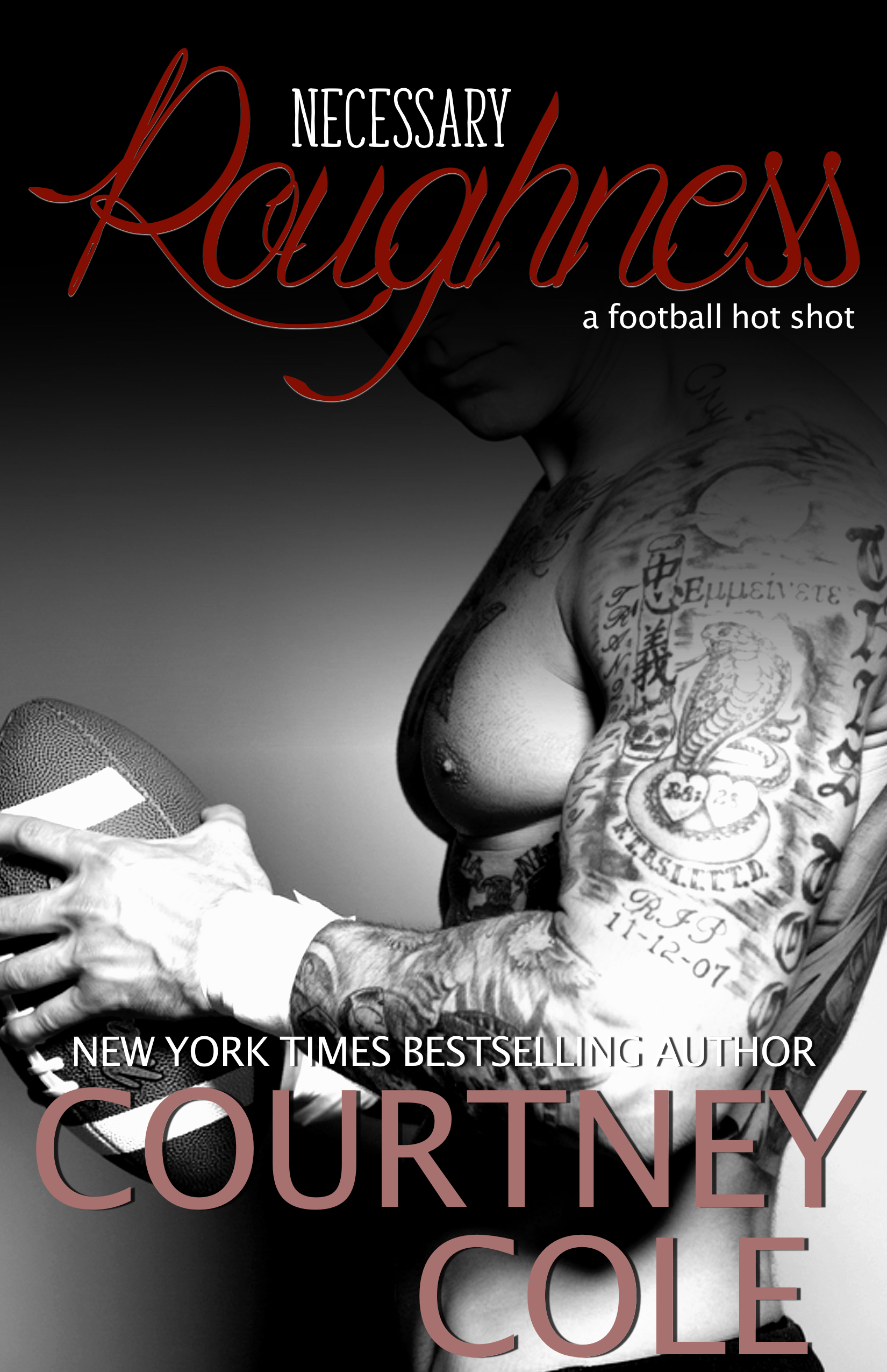 New Release - Necessary Roughness - Courtney Cole