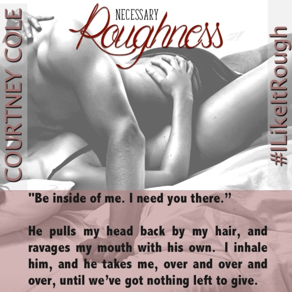 NECESSARY ROUGHNESS- INSIDE ME TEASER