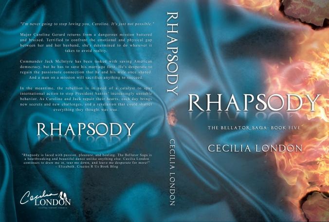 RHAPSODY-PAPERBACK