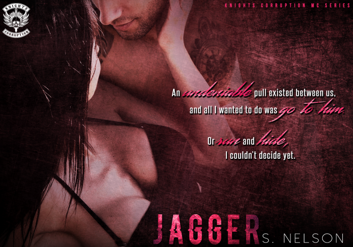 Jagger Release Day Blitz