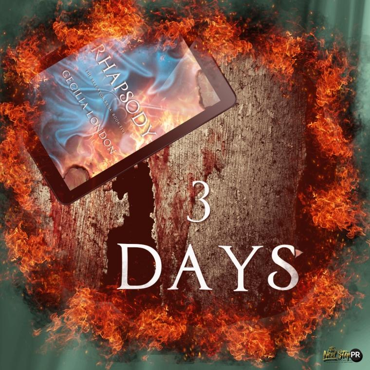 Rhapsody 3 Days