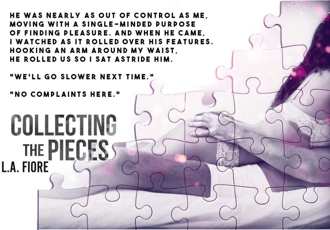 Collecting The Pieces by LA Fiore