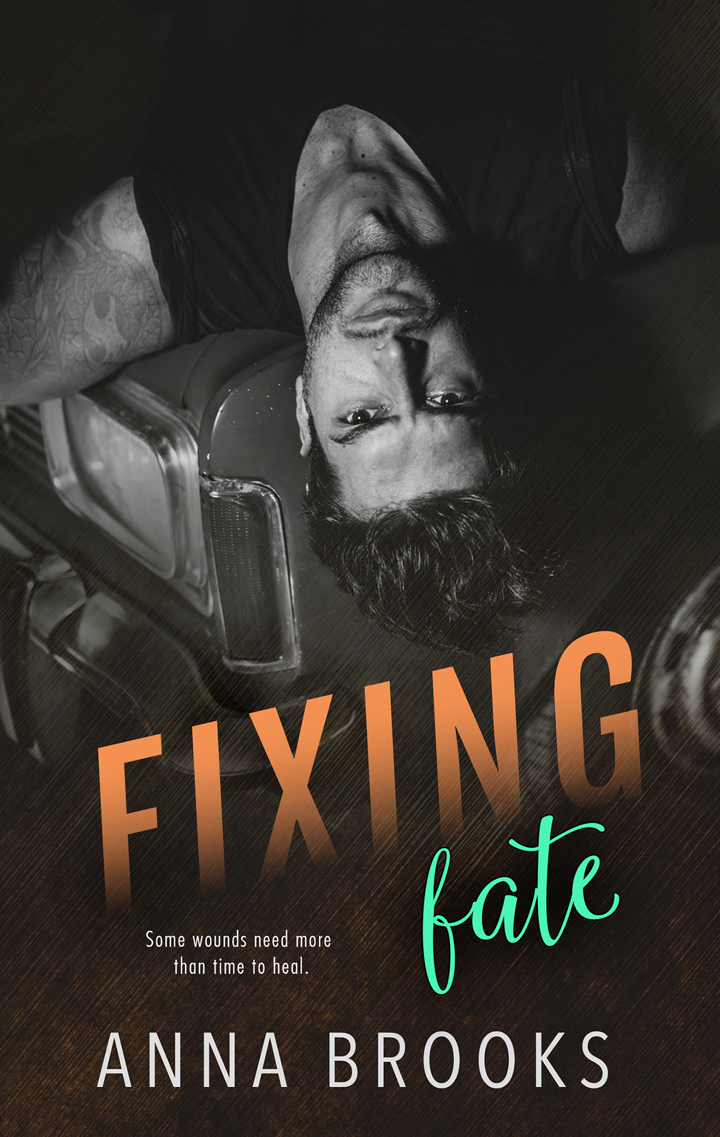 Fixing Fate - Anna Brooks