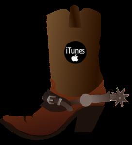 Cowboy Boot - iTunes