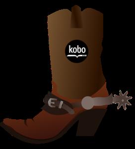 Cowboy Boot - Kobo