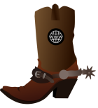 cowboy boot - website