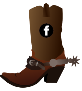 Cowboy Boots - Facebook