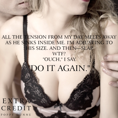 March 22 RELEASE DAY 1 Extra Credit Poppy Dunne Teaser 4