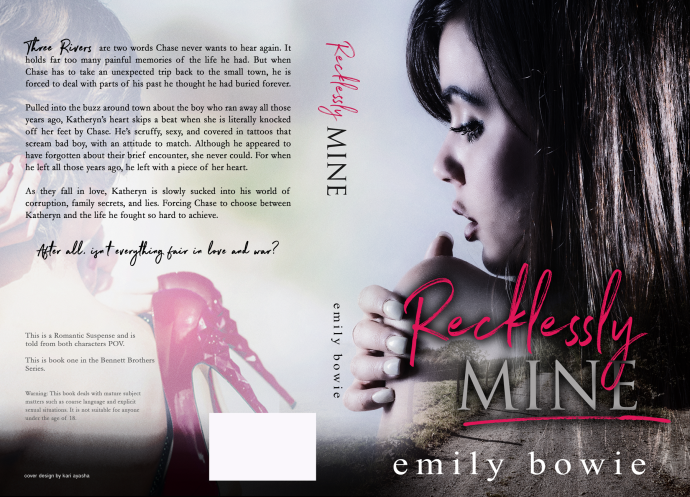 Recklessly Mine - Emily Bowie