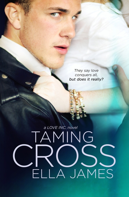 Taming Cross by Ella James ebooklg