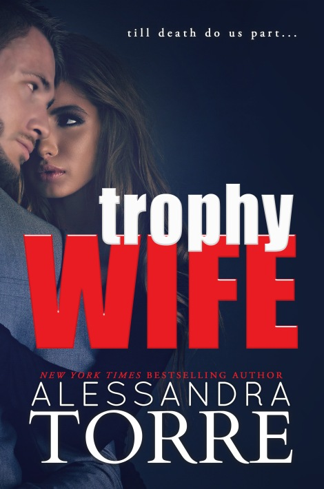 TROPHY WIFE - EBOOK COVER