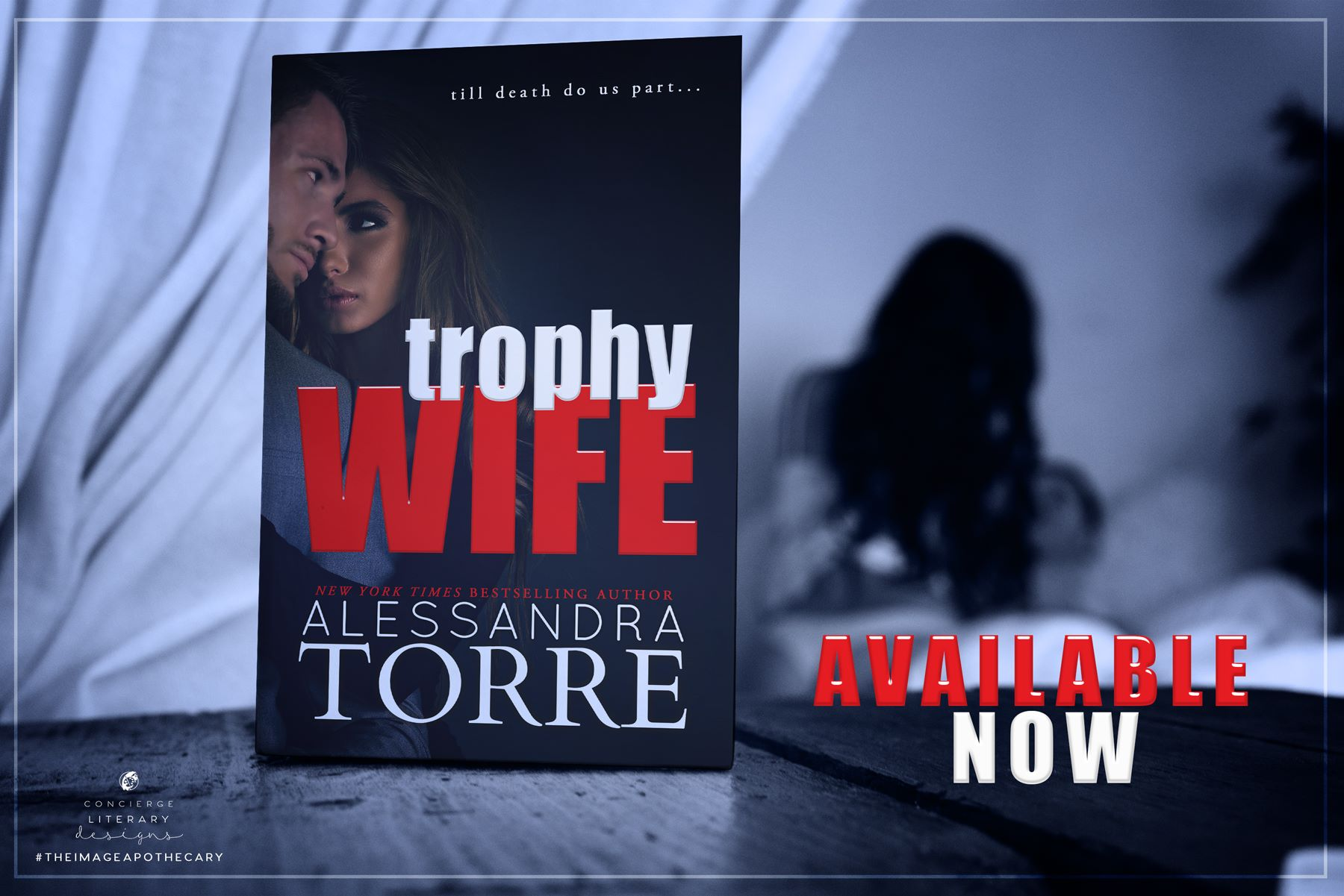 Happy Release Day – Trophy Wife by Alessandra Torre