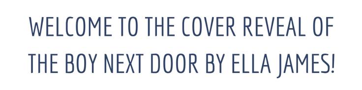 THE BOY NEXT DOOR - CR