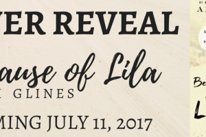 #CoverReveal BECAUSE OF LILA by Abbi Glines
