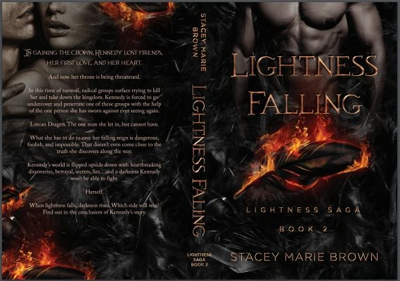 Lightness Falling by Stacey Marie Brown Cover Reveal