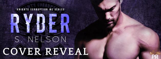 RYDER COVER REVEAL BANNER