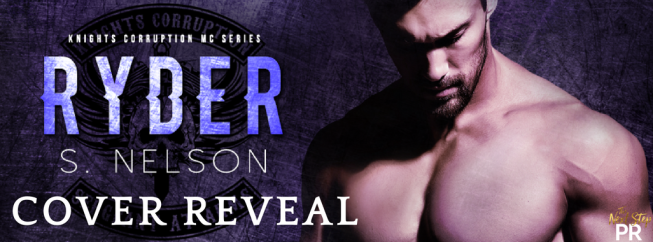 RYDER COVER REVEAL BANNER