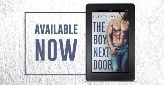 The Boy Next Door Available Now FB