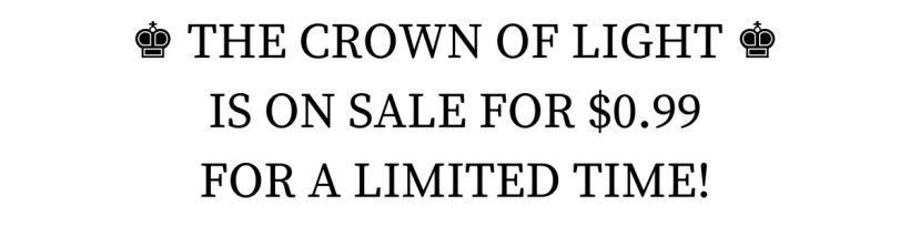THE CROWN OF LIGHT SALE - WITH CROWNS