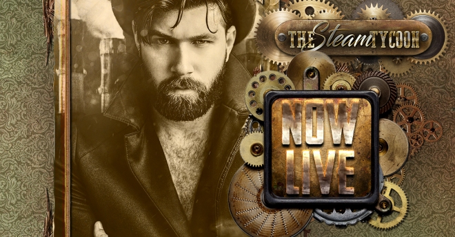 The Steam Tycoon Now Live FB
