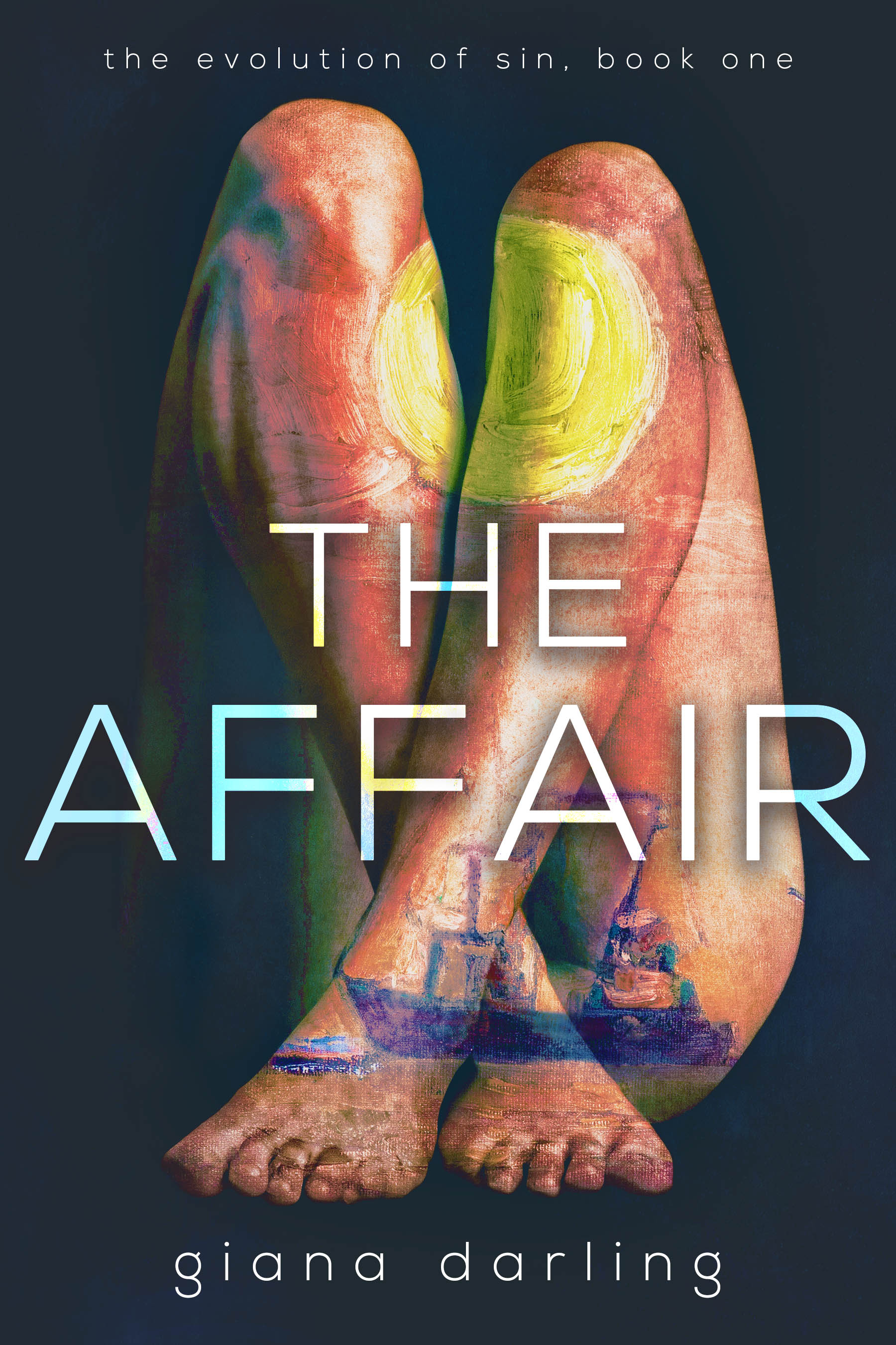 TheAffair The Evolution Of Sin Series Book1