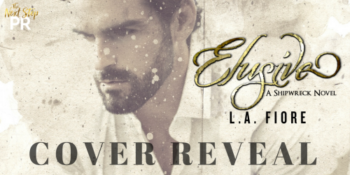 ELUSIVE COVER REVEAL BANNER