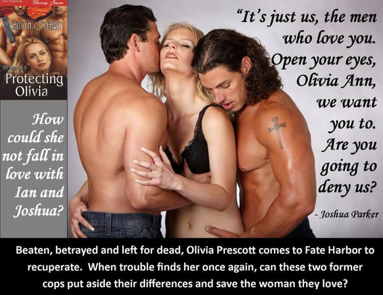 Protecting Olivia - June 20