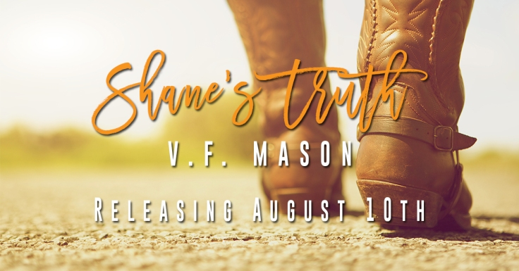 Shanes Truth VF Mason Coming Soon