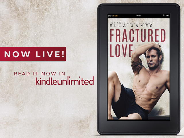 Fractured Love by Ella James Release Blitz + Giveaway