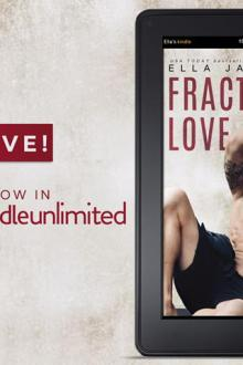 {release day blitz} Fractured Love by Ella James