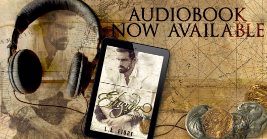Elusive Now Available Audiobook
