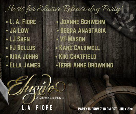 Elusive party host