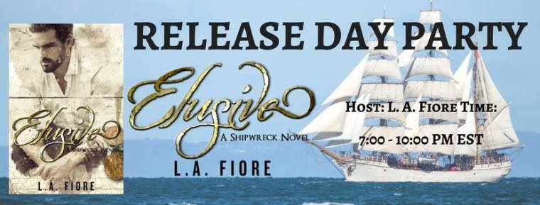 Elusive Release Day Party